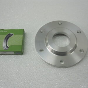 Quick change open drive seal plate
