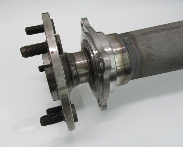 Rear Axle Conversion System With Billet 1940 Ford Ends