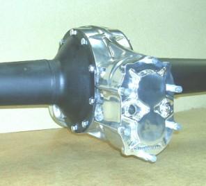 Rear Axle Measurements - Ford Rear Axle Measurements