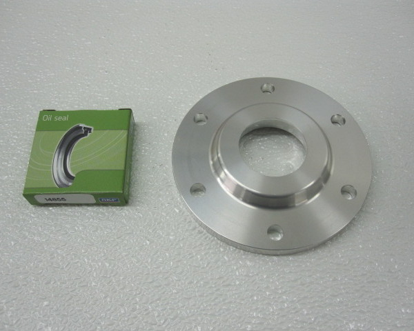 quick change seal plate