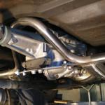 t5 transmission crossmember