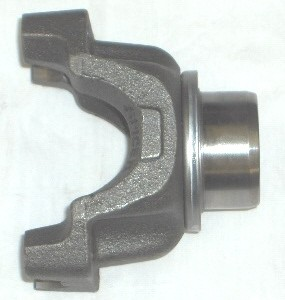 Quick change open drive yoke